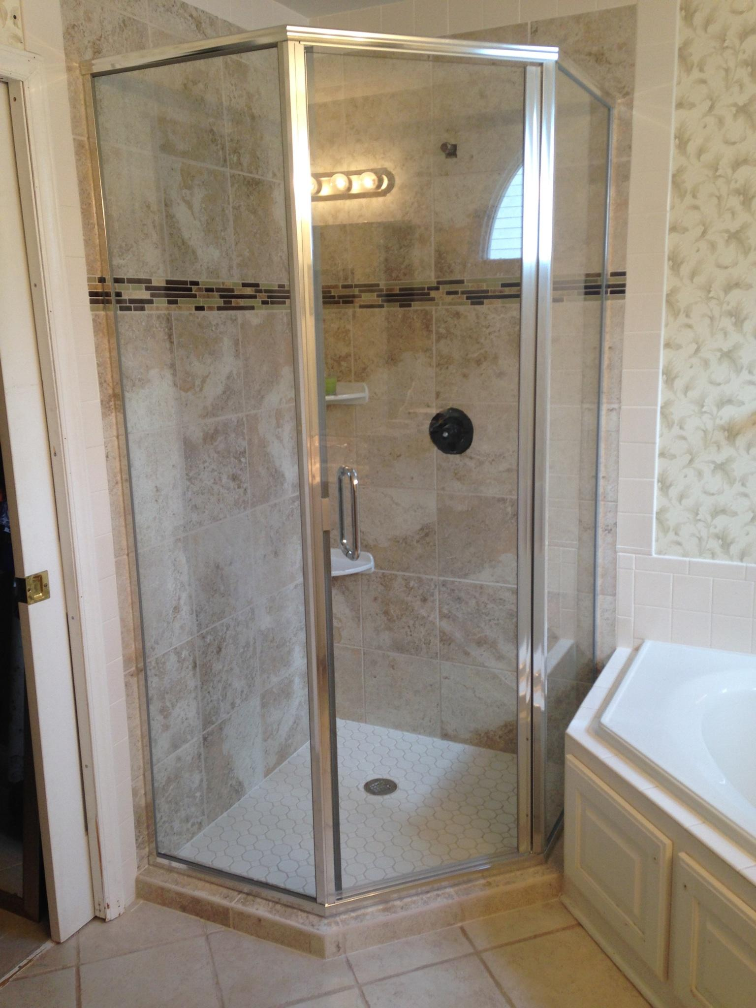 on oil shower privacy to with semi best clear rubbed door rexglass bronze images pinterest frameless fade frost enclosure