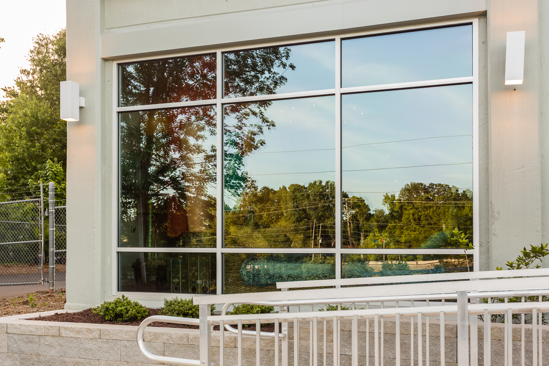 Commercial Glass Raleigh Nc Commercial Glass Company